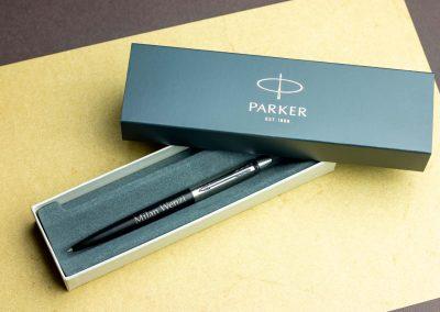 Pero Parker se jménem